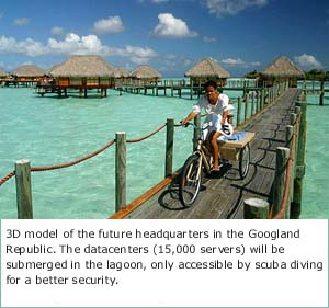 Abondance Exclusivity Google About To Buy The Gogooroa Island